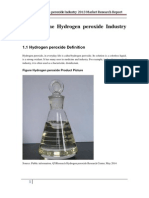 China Hydrogen Peroxide Industry 2013 Market Research Report