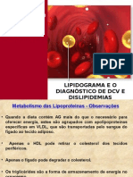 INTERPRETACAO+DE+EXAMES+BIOQUIMICOS+LIPIDOGRAMA