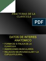 Fracturas III