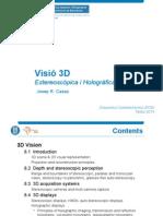 8.1 Visió 3D