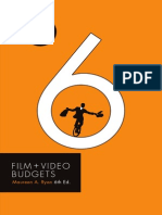 Film and Video Budgets 6