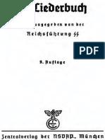 SS Songbook Reichsfuehrung Ss Ss Liederbuch