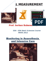 Curs 2012 Monitoring in Anesthesia