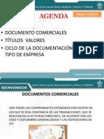 Titulos Valores Documentos Contables