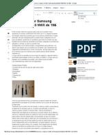 Desarmar y Reparar Monitor Samsung SyncMaster 943 NWX de 19& - Taringa!