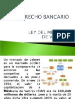 DERECHO BANCARIO LEY DEL MERCADO DE VALORES.ppt