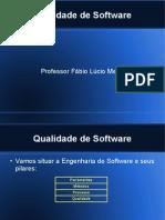Qualidade de Software 1