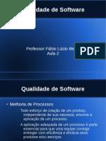 Qualidade de Software 2