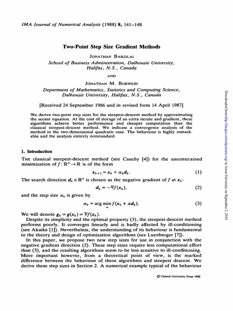 Gradient   Numerical Analysis   Mathematical Optimization