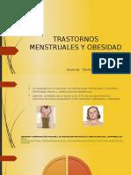 Trastornos Menstruales y Obesidad Final