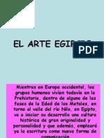 EL ARTE EGIPCIO Presentación y Arquitectura 2015