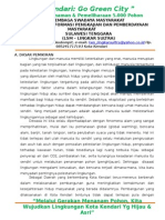 Proposal Kegiatan Lsm Lingkar Sultra