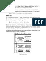 Estudio de Mercados y Análisis Foda
