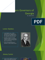governors of georgia maddox - deal ppt