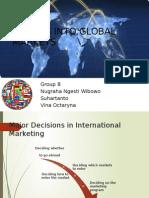 Group 8 Global Market