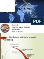 Group 8 Global Market