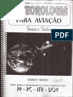 Meteorologia Para Aviação - Darcy Banci