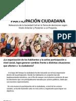Participación Ciudadana (PRESENTACION PPT)
