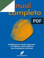 Manual de Segurança - Pedra Agroindustrial