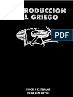 Kistemaker Introduccion Al Griego