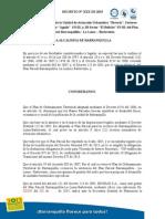 decreto UAU BAvaria borrador ENERO 06 2015.docx