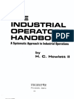 the Industrial Operatorjs Handbook