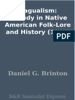 Nagualism_ a Study in Native American Folk-Lore and History (1894)
