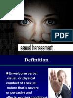 EDU Presentation - Sexual Harassment