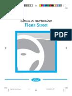 Manual Do Propietario Ford Fiesta Street