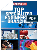 Top Specialized Engineering Branches