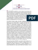 Leonardo Polo - Sobre Las 4 Dimensiones Del Abandono Del Limite Mental