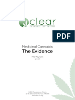 Medicinal Cannabis- The Evidence v1.1