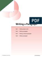 How to Write a Parapraph