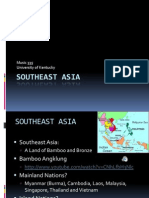 South East Asia 2014