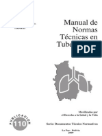 Manual Normas Tuberculosis