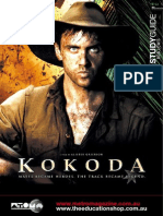 Kokoda Study Guide