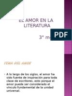 el amor en la literatura.ppt