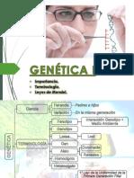 Clase 01 - Genética I