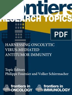 Harnessing Oncolytic Virus-mediated Antitumor Immunity