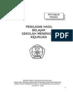 102423143 MK 04a Penilaian Hasil Belajar Siswa SMK