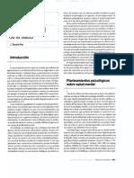 1. Psicologia Social de La Salud