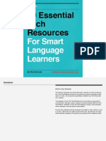 10 Essential Tech Resources for Smart Language Learners 2nd Edition
