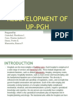 Redevelopment of Up-pgh