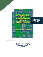 Libro Metodología Investigacion Avila