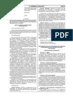 RESOLUCIÓN DE CONTRALORÍA Nº 063-2007-CG - REGLAMENTO DE SOCIEDADES DE AUDITORÍA.pdf