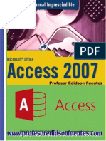 Manual Microsoft Office Access 2007
