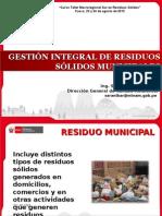 2 Gestion Integral de RRSS