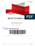Revit Tutorial PDF