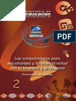 tic 2 tecnologias de informacion educativa