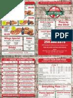 city pizza menu feb 2015